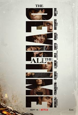 The Devil All the Time izle