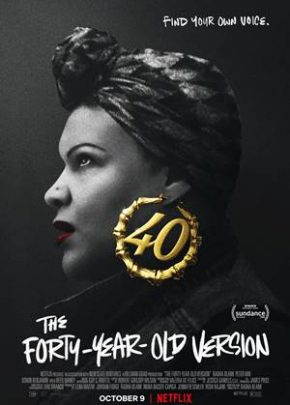 the forty year old version izle