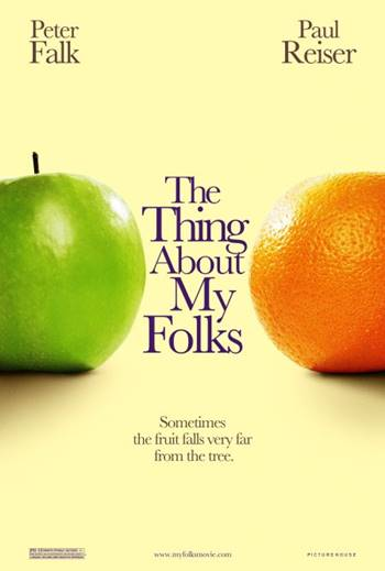 The Thing About My Folks izle