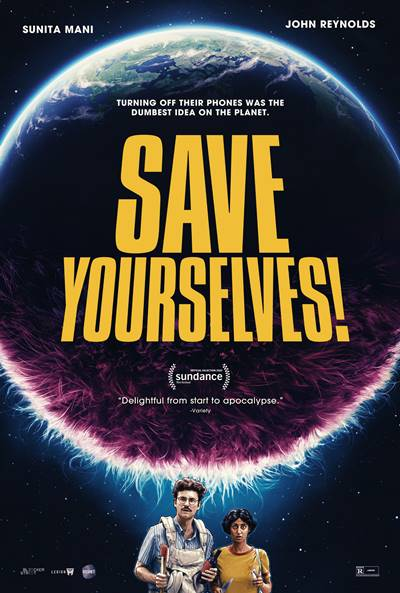 Save Yourselves! izle